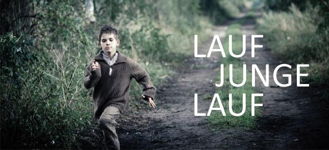 Lauf Junge Lauf © NFP