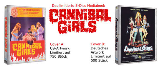 Cannibal Girls © Anolis Entertainment
