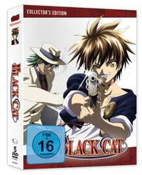 Black Cat © 2005 Kentaro Yabuki / SHUEISHA, BLACK CAT Project