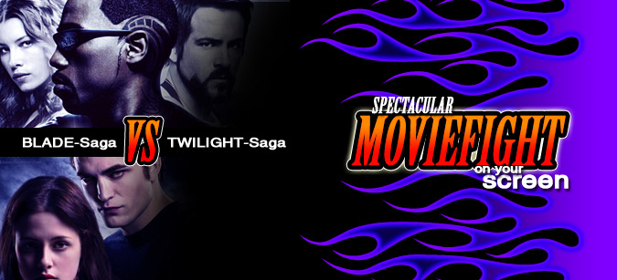 Moviefight: Blade-Saga vs. Twilight-Saga