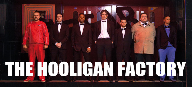 The Hooligan Factory © Ascot Elite Home Entertainment