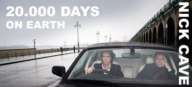 20.000 Days on Earth © Rapid Eye Movies