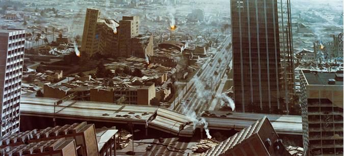 Erdbeben © capelight pictures